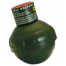 Byotechnics ® Ball Grenade, Friction Fuse, Paint Fill
