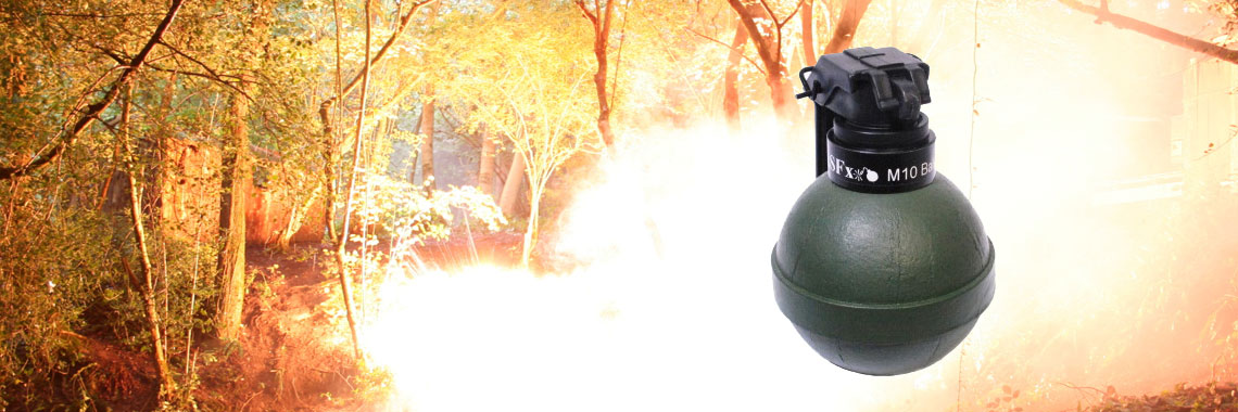 M10 3rd Generation Grenade